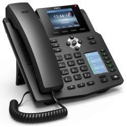 Teléfono IP Fanvil X4G LCD 4 Líneas SIP