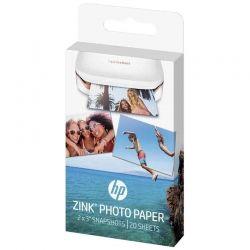 Papel Fotográfico HP ZINK Sprocket Autoadhesivo