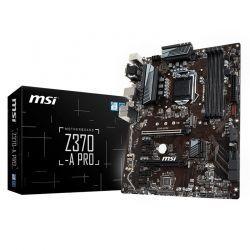 Tarjeta Madre MSI Z370-A PRO LGA1151
