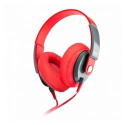 Audifonos Klip Xtreme Obsession 3.5 mm Rojos