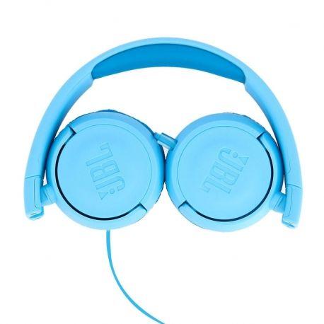 Audífonos JBL JR300 Alámbricos 3.5 mm Azul hielo