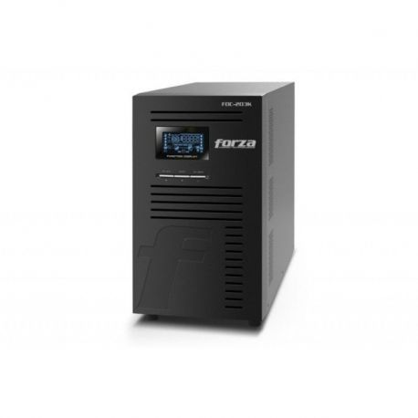 Batería Forza FDC-103K 3000VA/3000W 120 V 9 Tomas