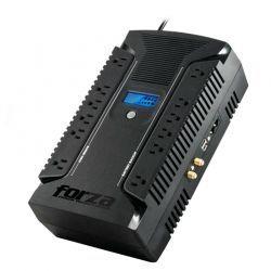 Batería Forza HT-1000LCD 1000VA/500W 120V 12tomas