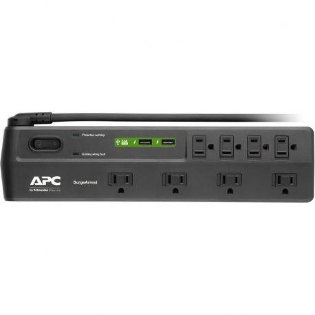 Regleta APC RE05922 120 V 8tomas 5-15R puerto USB