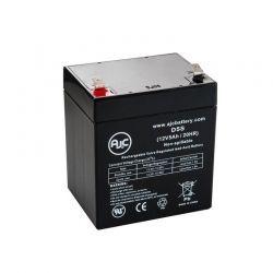 Batería Honeywell 467 12V 4Ah 12 Horas Plomo