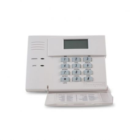 Panel de Botones Alarma Honeywell 6148SP LCD Cable