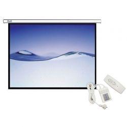 Pantalla de Proyección Xtreme 120' Eléctrica Blanc