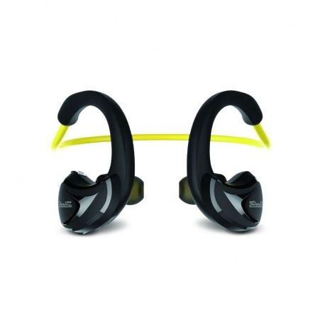 Audífonos Klip Xtreme KHS Athletik Bluetooth Negro