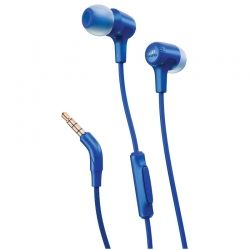 Audífonos JBL E15 Diseño Elegante 3.5 mm Azul