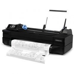 Impresora Plotter HP Designjet T120 Wi-Fi
