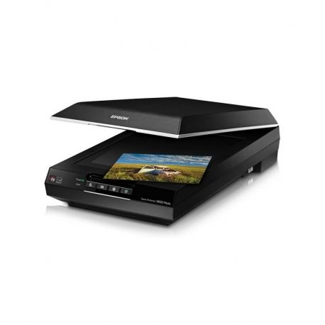 Escáner Epson V600 A4 USB Windows / Mac Negro