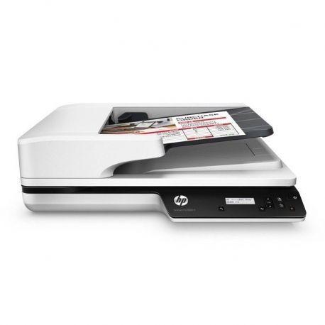 Escáner HP Scanjet Pro 2500 A4 USB Blanco W / M