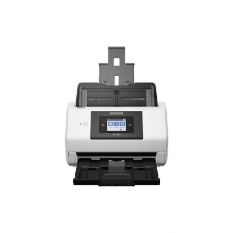 Escáner Epson Workforce DS-780N LAN USB Blanco