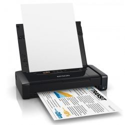 Impresora Epson Workforce Wf-100 USB Wi-FI Negro