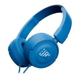 Audífonos JBL T450 tu compañero ideal 3.5 mm Azul