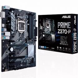 Tarjeta Madre ASUS Prime Z370-P LGA1151
