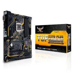 Tarjeta Madre ASUS TUF Z370 Plus Gaming LGA1151