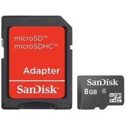 Memoria micro SD SanDisk SDSDQM-008G-B35A 8 GB