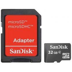 Memoria micro SD SanDisk SDSDQM-032G-B35A 32 GB