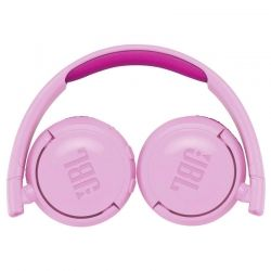 Audífonos Jbl Jr300Bt Legendario Bluetooth Rosa