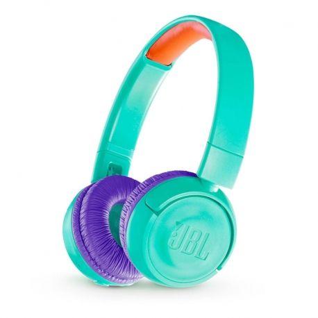 Audífonos Jbl Jr300Bt Legendario Bluetooth Teal