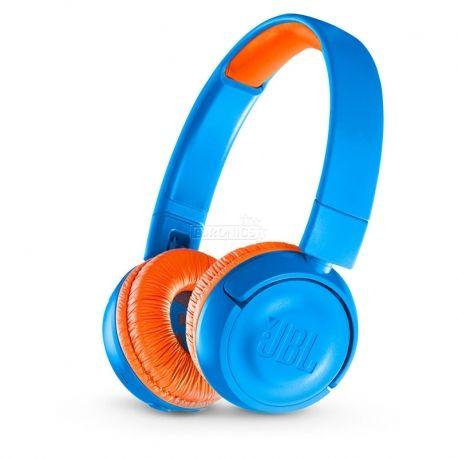 Audífonos Jbl Jr300Bt Legendario Bluetooth Azul