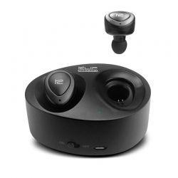 Audífonos Klip Xtreme Twinbuds Bluetooth Negro