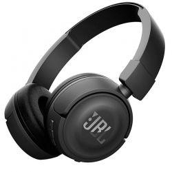 Audífonos Jbl T450Bt Livianos Bluetooth Negro
