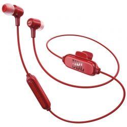 Audífonos JBL E25Bt Bluetooth Deportivos Rojo
