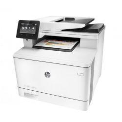 Impresora Multifunción HP Laserjet M477Fnw Wi-Fi