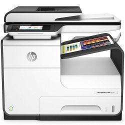 Impresora HP Pagewide Pro 477Dw USB Wi-Fi Blanco