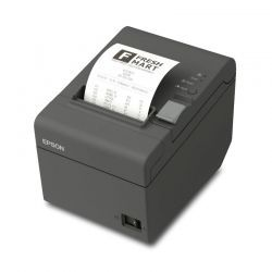 Impresora EPSON TM-T20Ii-067 USB LAN Negro