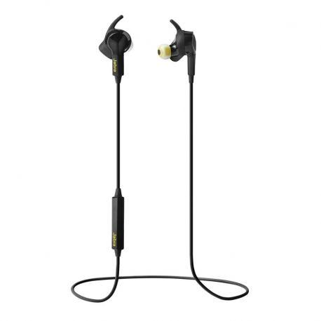 Audífono Jabra Sport Pulse Bluetooth 5 horas Negro