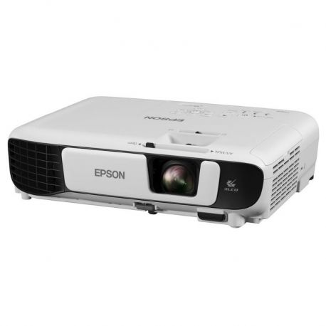Proyector Epson Powerlite WXGA 3600 Lumens Wi-Fi