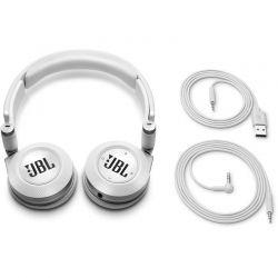 Audífonos JBL Synchros E40 Bluetooth Blanco