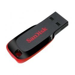 Memoria USB SanDisk SDCZ50-008G-B35 8GB USB 2.0