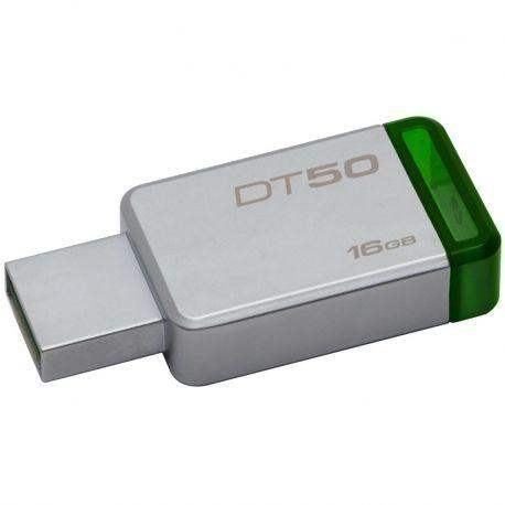 Memoria USB Kingston DT50/16GB 16GB USB 3.1