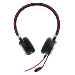 Audífonos Jabra Evolve 3.5 mm y USB Profesional