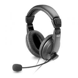 Headsets Klip Xtreme KSH-301 Negro 3.5 mm