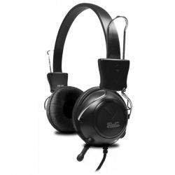 Headsets Klip Xtreme 3.5 mm Negro