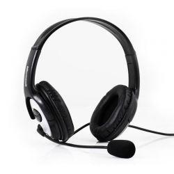 Audífonos Microsoft Lifechat Lx3000 USB Negro