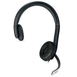 Headsets Microsoft Lifechat USB Negro