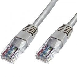 Patch Cord NEWLINK NEW-15802GY Cat5E 2 Ft Griss