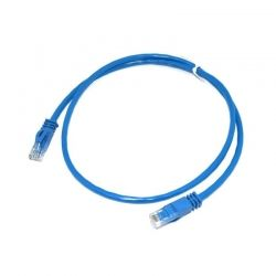 Patch Cord NEWLINK NEW-17702BL Cat6A 2 Ft Azul