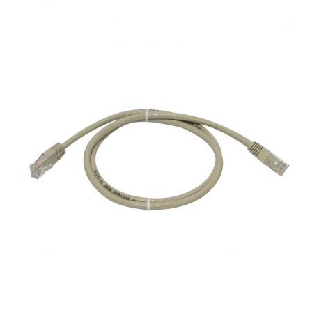 Patch Cord NEWLINK NEW-17702GY Cat6A 2 Ft gris