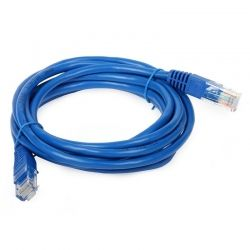 Patch Cord NEWLINK NEW-17710BL Cat6A 10 Ft Azul