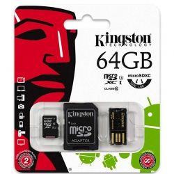 Memoria USB Kingston MBLY10G2 64GB Negro