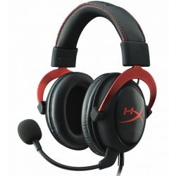 Audífonos HyperX Cloud Gaming USB Negro