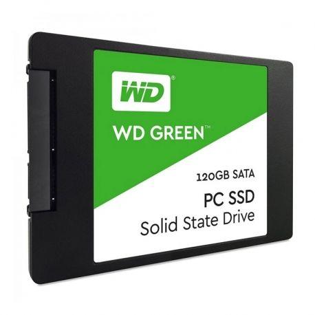 SSD Western Digital Green 120GB 2.5' SATA 3 6Gb/s