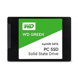 SSD Western Digital Green 240GB 2.5' SATA 3 6Gb/s